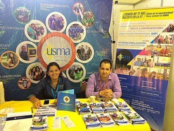 USMA-Chiriquí participó en la cuarta versión de la Rueda de Negocios organizada por la Cámara de Comercio, Industrias y Agricultura