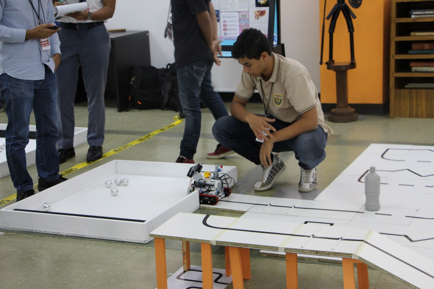 Robocup Junior USMA