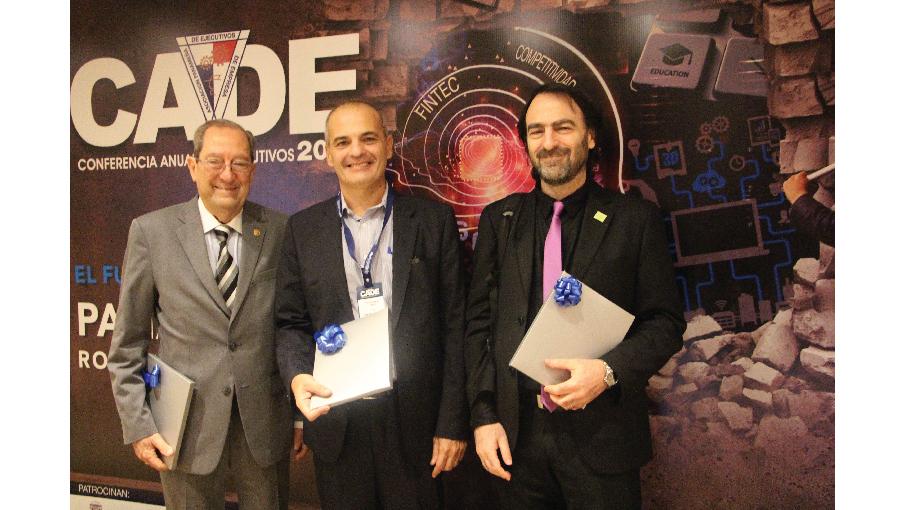 Conferencia Anual de Ejecutivos (CADE)