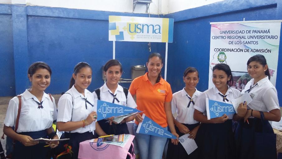 Feria Académica USMA AZUERO