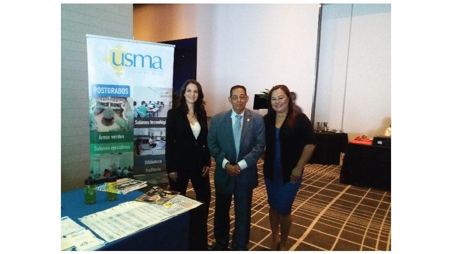 USMA presente en Seminario para profesionales del Derecho en Panamá