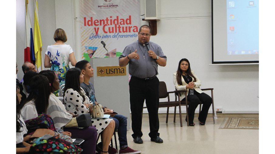 Conversatorio Identidad y Cultura: Rostro Joven del Panameno
