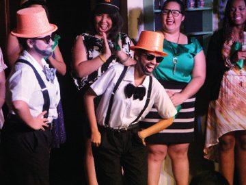 Teatro El Desvan estrena La Visita de la Vieja Dama
