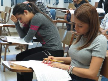 USMA realiza Pruebas de Aptitud Academica (PAA)