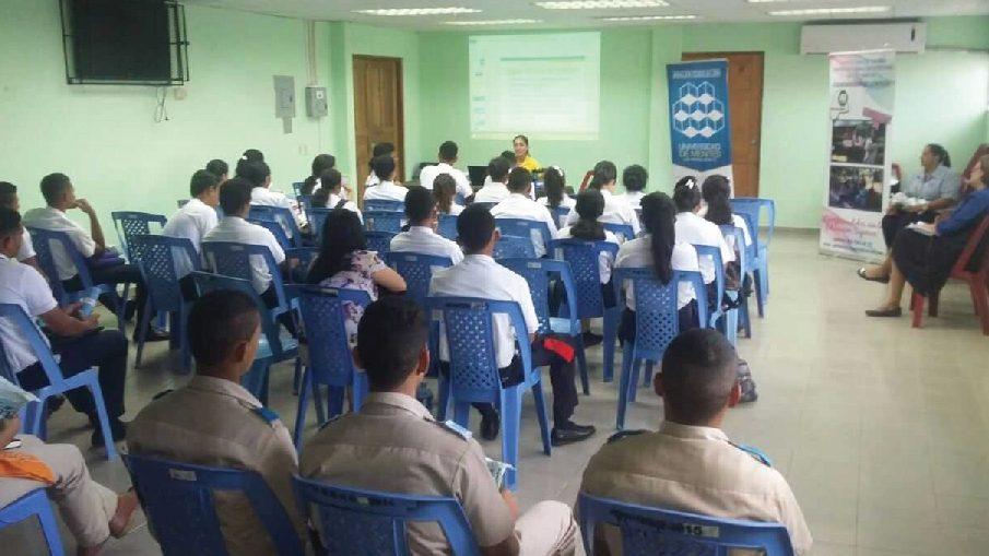Visita Académica de la USMA sede Azuero al IPTA de Tonosí