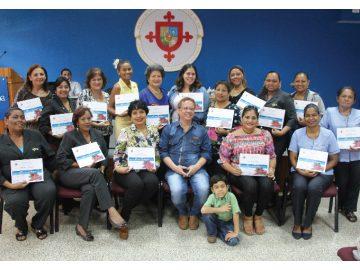 Clausura con éxito Curso de Tembleques 2017 en la USMA