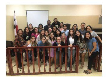 Estudiantes de Psicología culminan periodo de Juicios Simulados