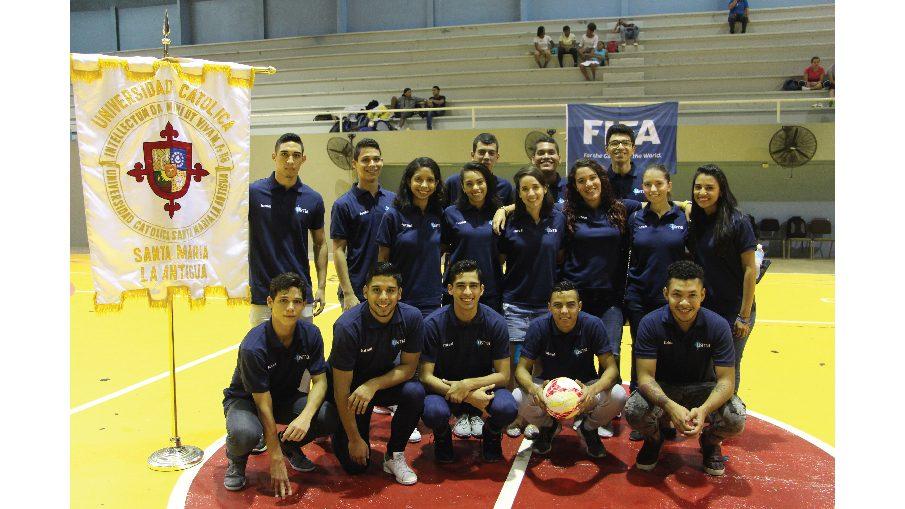 Interuniversitario de Futbol sala
