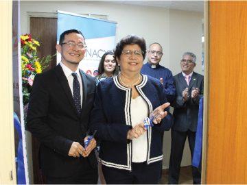 Inauguracion de NeuroPanama, Clinica de Memoria