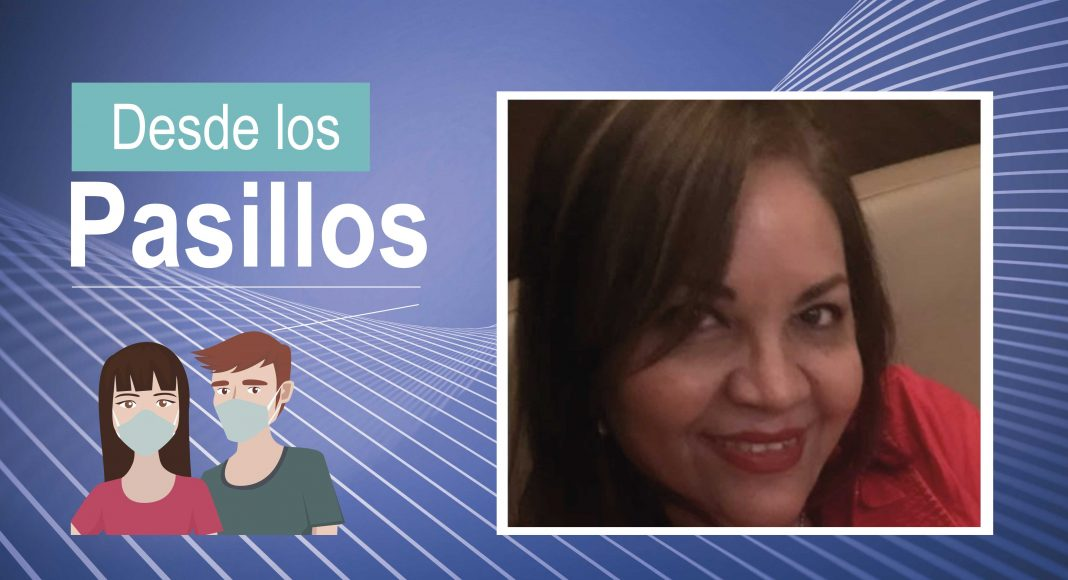 Nedelka Nuñez, Directora de la Sede USMA Colón