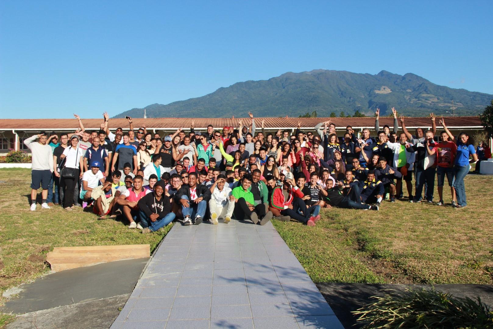 CONVIVIO DEPORTIVO USMA 2017