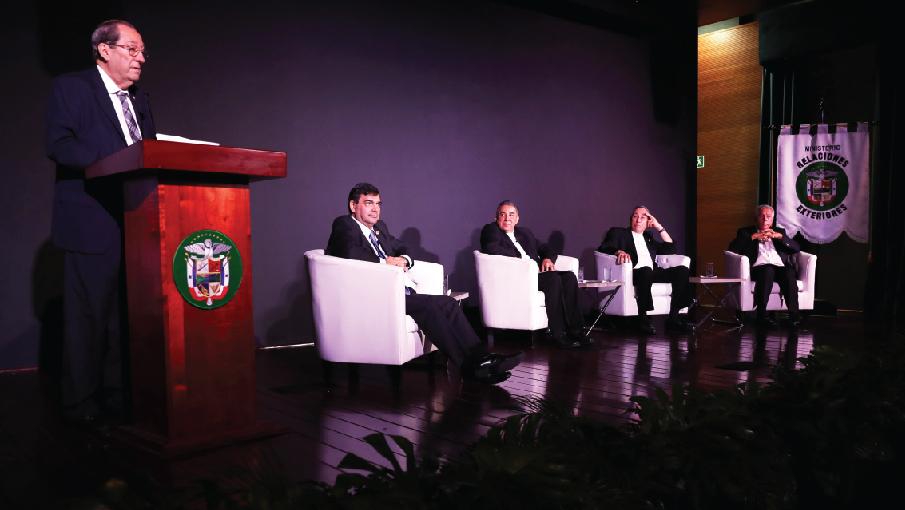 Autoridades nacionales, de la Iglesia y de la USMA presentan Cátedra Laudato Si