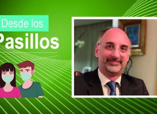 Mario Tiniacos, Decano de la Faculta de Arquitectura y Diseño
