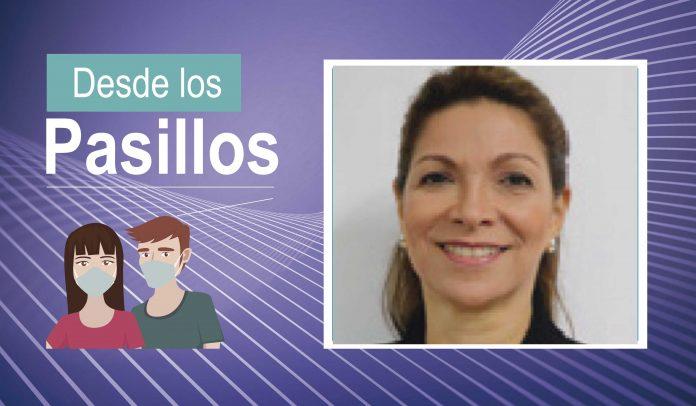 Ana Matilde Gómez, Decana de la Facultad de Derecho