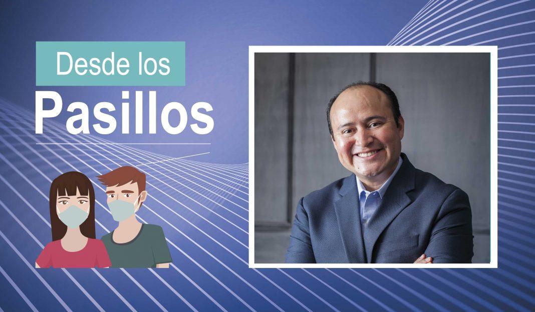 Prof. Ricardo Vargas A., Docente de la Facultad de Negocios
